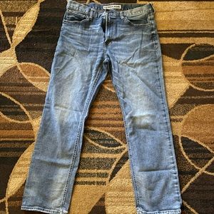 MENS EXPRESS JEANS STRAIGHT FIT 36/32